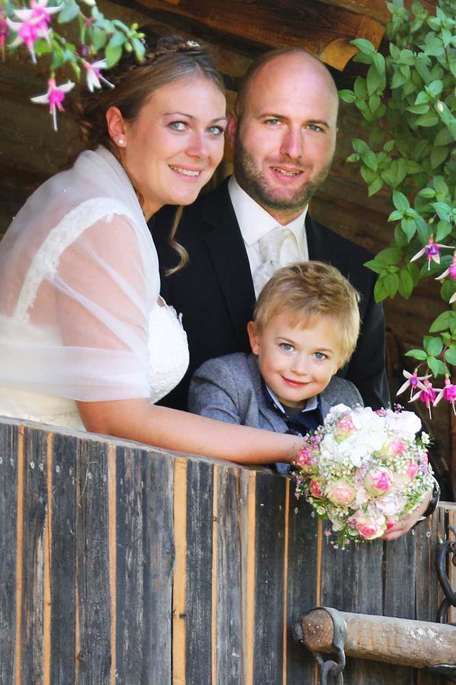 Hochzeit C+A