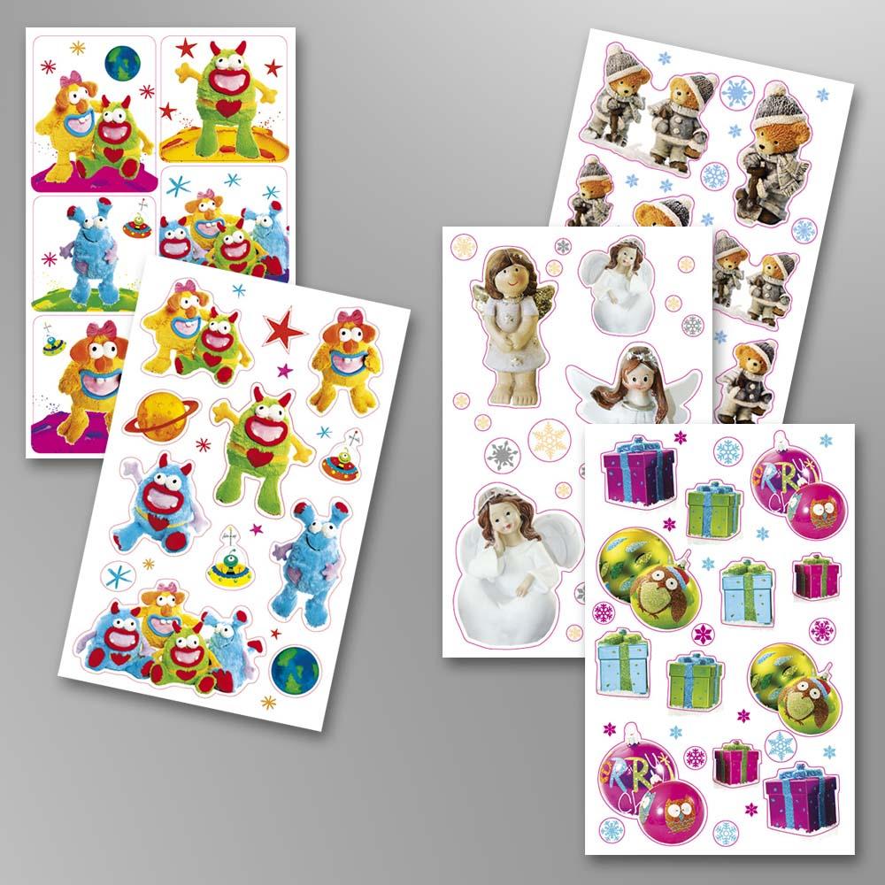 Fotos für Sticker