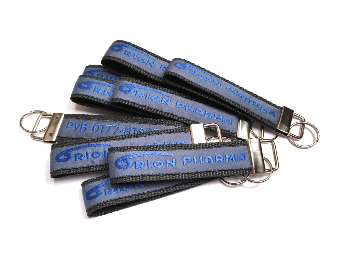 Schlüsselanhänger für Mitarbeiter